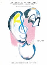 Panorama Piano 1 - Partition - Piano - laflutedepan.com