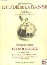Le Corsaire Pas de 2 Riccardo Drigo Partition Piano - laflutedepan.com