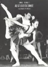 Annie Lerolle - Au Studio de Danse Volume 2. Milieu - Partition - di-arezzo.fr