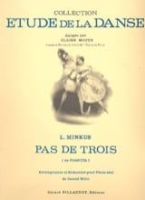 Ludwig Minkus - Pas de 3. Paquita - Partition - di-arezzo.fr