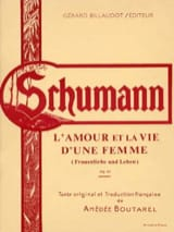 SCHUMANN - Love and Life of an Opus Woman 42 - Sheet Music - di-arezzo.co.uk