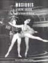 Musiques Pour la Leçon de Danse Volume 1 Irene Skorik laflutedepan.com