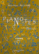 Jean-Marc Allerme - Pianotes 4 Mains Livre 2 - Partition - di-arezzo.fr
