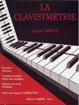 C Cappatti - La Clavisymétrie - Partition - di-arezzo.fr