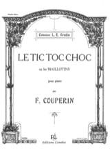 Tic-Toc-Choc Ou les Maillotins François Couperin laflutedepan.com