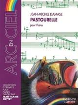 Jean-Michel Damase - Pastourelle para piano - Partitura - di-arezzo.es