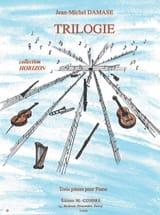 Trilogie Jean-Michel Damase Partition Piano - laflutedepan.com