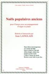 7 Noëls Populaires Anciens Opus 116 - Divers - laflutedepan.com