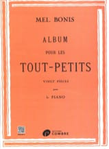 Mel Bonis - Album For Toddlers - Sheet Music - di-arezzo.co.uk