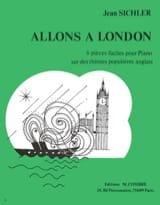 Jean Sichler - Allons A London - Partition - di-arezzo.fr