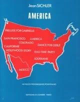 Jean Sichler - America - Partition - di-arezzo.fr