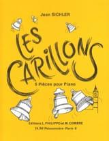 Jean Sichler - Les Carillons - Partition - di-arezzo.fr
