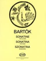 Sonatine BARTOK Partition Piano - laflutedepan.com