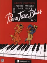 Piano, Jazz, Blues Volume 1 Annick Chartreux laflutedepan.com