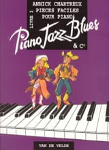 Piano, Jazz, Blues And Co Volume 3 Annick Chartreux laflutedepan.com