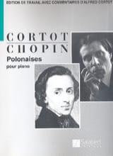 7 Polonaises - Frédéric Chopin - Partition - Piano - laflutedepan.com