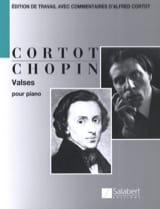 Valses CHOPIN Partition Piano - laflutedepan.com