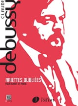 DEBUSSY - Ariettes forgotten - Sheet Music - di-arezzo.co.uk
