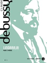 Lindaraja. 2 Pianos DEBUSSY Partition Piano - laflutedepan.com