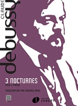 DEBUSSY - Nocturnes. 2 Pianos - Sheet Music - di-arezzo.co.uk