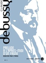 DEBUSSY - Prelude to the Afternoon of a Faun. 2 Pianos - Sheet Music - di-arezzo.co.uk