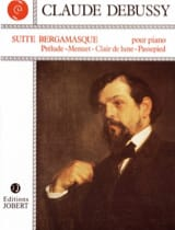 Suite bergamasque DEBUSSY Partition Piano - laflutedepan.com