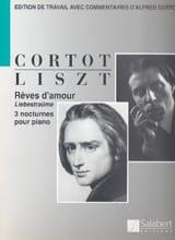 Rêves D'amour. Franz Liszt Partition Piano - laflutedepan.com