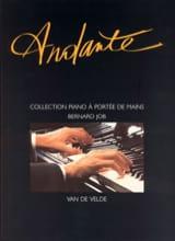 Andante Partition Piano - laflutedepan.com