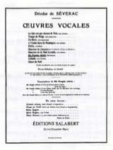 Déodat de Séverac - My darling doll - Sheet Music - di-arezzo.co.uk