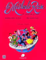VAN DE VELDE - Rose Method - Piano - Sheet Music - di-arezzo.com