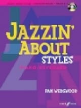 Pam Wedgwood - Jazzin' about styles + CD - Partition - di-arezzo.fr