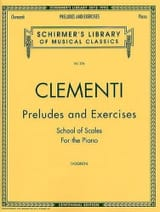 Muzio Clementi - Preludes - Exercises - Sheet Music - di-arezzo.co.uk
