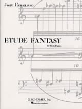 John Corigliano - Etude Fantasy - Partition - di-arezzo.fr