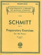 Aloys Schmitt - Preparatory Exercises Op. 16 - Sheet Music - di-arezzo.com