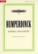 Hänsel Und Gretel - Engelbert Humperdinck - laflutedepan.com