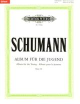 Robert Schumann - Album for Die Jugend Opus 68 - Sheet Music - di-arezzo.com