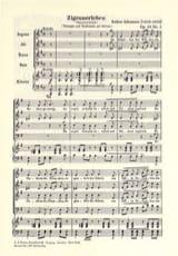 Robert Schumann - Zigeunerleben Opus 29-3 - Sheet Music - di-arezzo.co.uk