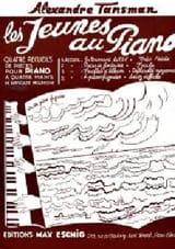 Les Jeunes Au Piano Volume 3. 4 Mains laflutedepan.com