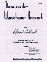 Thema aus dem Warschauer Konzert - laflutedepan.com