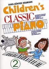 Hans-Günter Heumann - Children's Classic Piano 2 - Partition - di-arezzo.fr