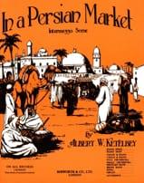 Sur un Marché Persan (Original) Albert Ketelbey laflutedepan.com