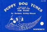 Puppy Dog Tunes Barbara Kirkby-Mason Partition laflutedepan.com
