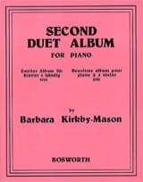 Second Duet Album - Barbara Kirkby-Mason - laflutedepan.com