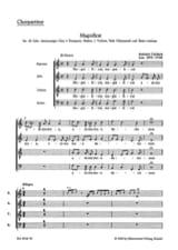 Magnificat C-Dur. Conducteur Antonio Caldara laflutedepan.com
