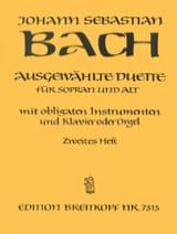 Ausgewählte Duette Sopran und Alt Volume 2 laflutedepan.com