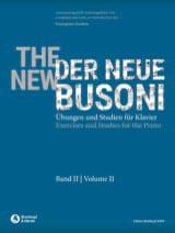 Ferruccio Busoni - Der Neue Busoni, Heft 2 - Partition - di-arezzo.fr