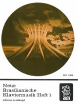 Neue Brasilianische Klaviermusik 1 Partition laflutedepan.com