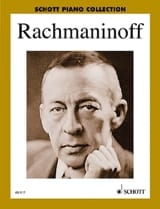 Piano Album RACHMANINOV Partition Piano - laflutedepan.com