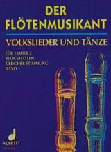 Der Flötenmusikant Bd 1 Partition laflutedepan.com