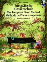 Fritz Emonts - European Piano Method Volume 2 - Sheet Music - di-arezzo.com
